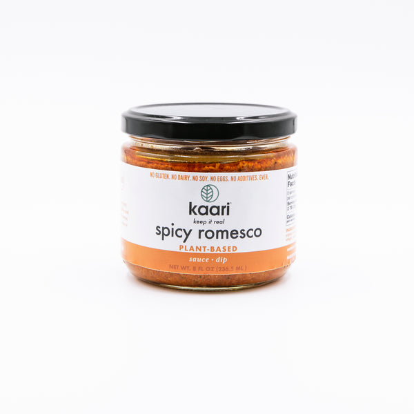 Spicy Romesco