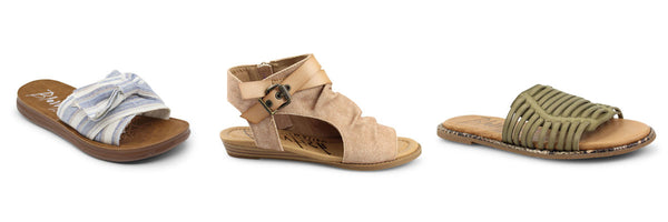 Step into Spring With Comfy Blowfish Sandals
