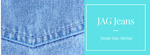 Jump Into Spring With JAG Denim
