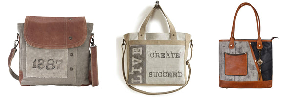 Upcycled Bags: Great for the Environment and Your Style