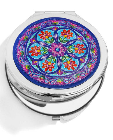 BRIGHTON E5323M JOURNEY TO INDIA COMPACT MIRROR
