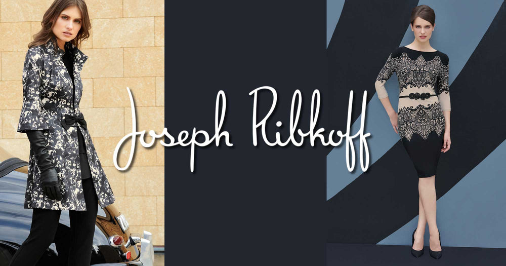 Joseph Ribkoff Fall 2018 Collection