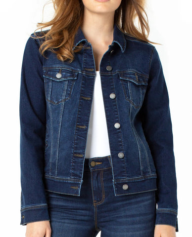 LIVERPOOL JEANS LM1004E3 CLASSIC JEAN JACKET
