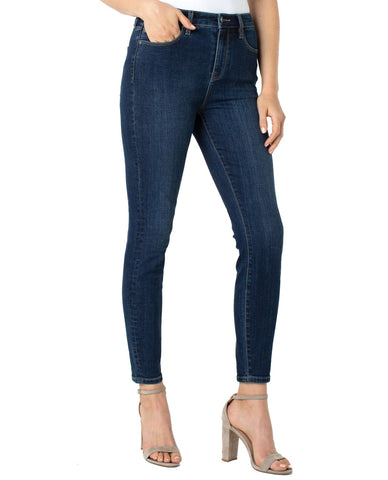 LIVERPOOL JEANS LM2100E79 ABBY HI RISE ANKLE ECO