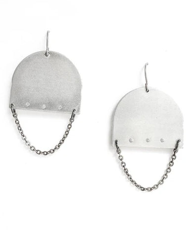MEND ON THE MOVE SFTYNTER SAFETY NET EARRINGS