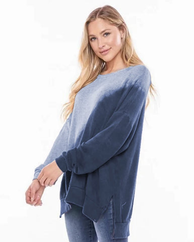 OVERSIZED SLOUCH TOP