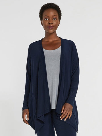 SYMPLI 25135 MOTION TRIM CARDIGAN