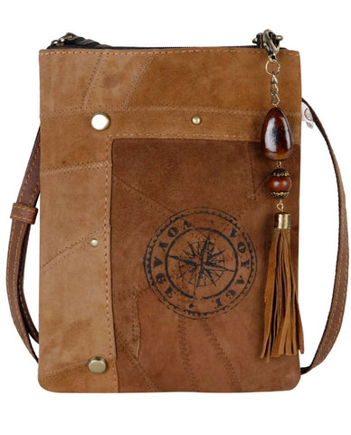VAAN AND CO VB84 BROADWAY CROSSBODY