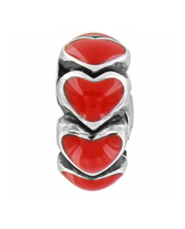 Brighton J98932 Ring Of Hearts Spacer