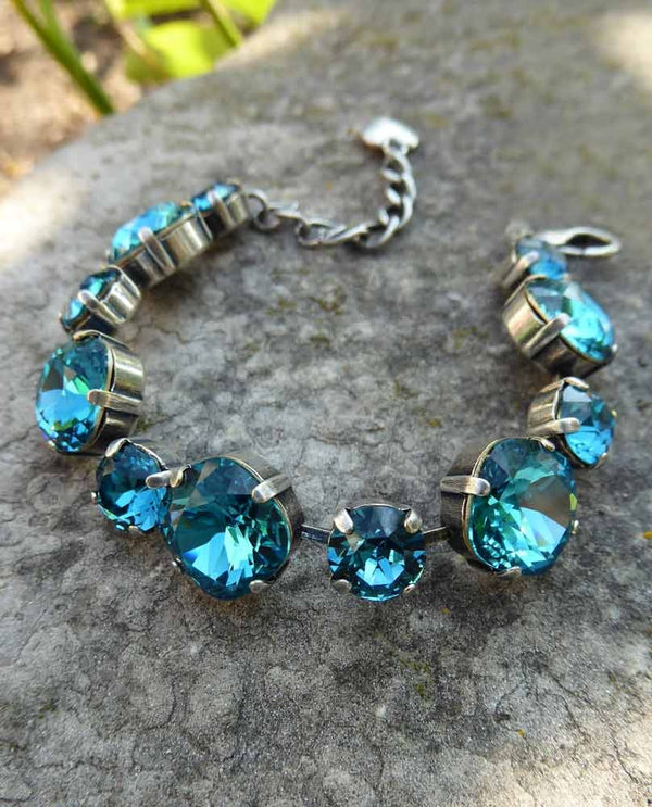 Laura Bracelet By Rachel Marie Designs