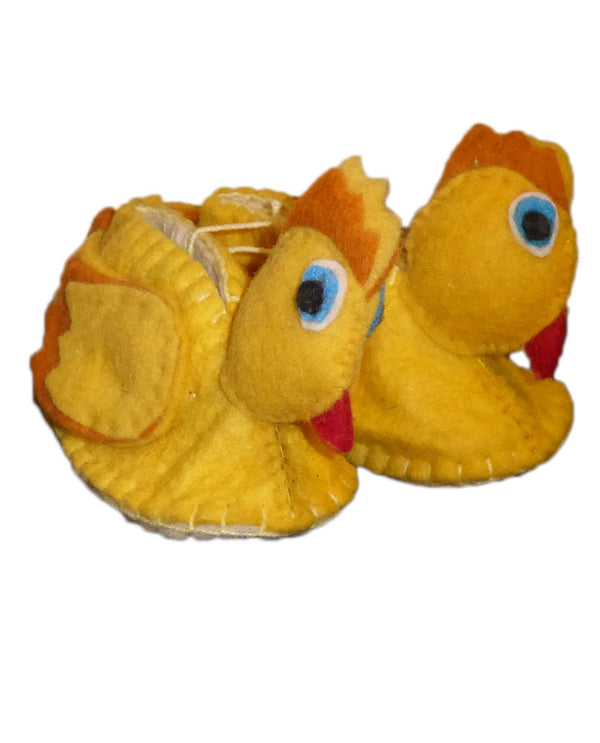 Silk Road Bazaar PN54 Zooties Baby Chicken Booties