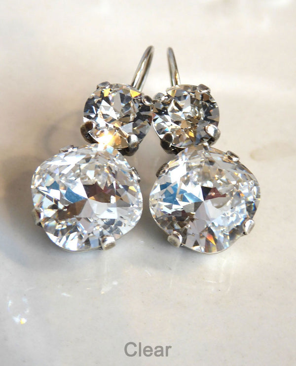 Laura Earrings By Rachel Marie Designs
