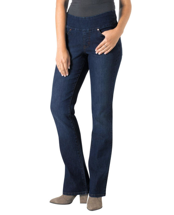 Jag J2114447MEWA Paley Bootcut Jean with pockets