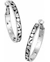 Brighton JE9720 Contempo Hoop Earrings
