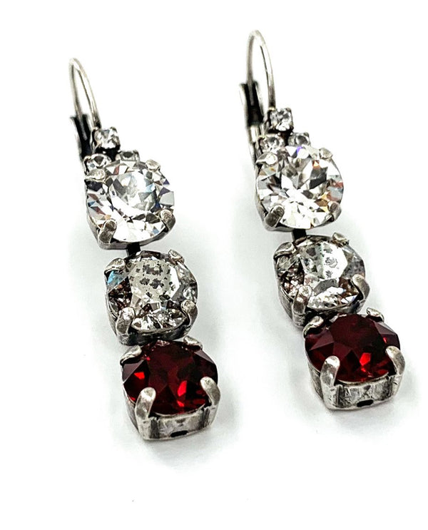 Rachel Marie Designs Trina Triple Drop Earring Assorted
