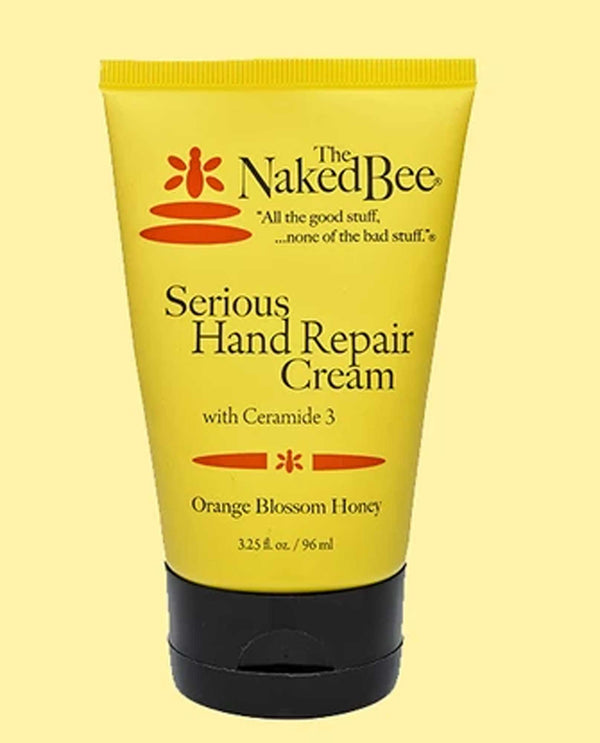 The Naked Bee NBHRO 3.25Oz Serious Hand Cream