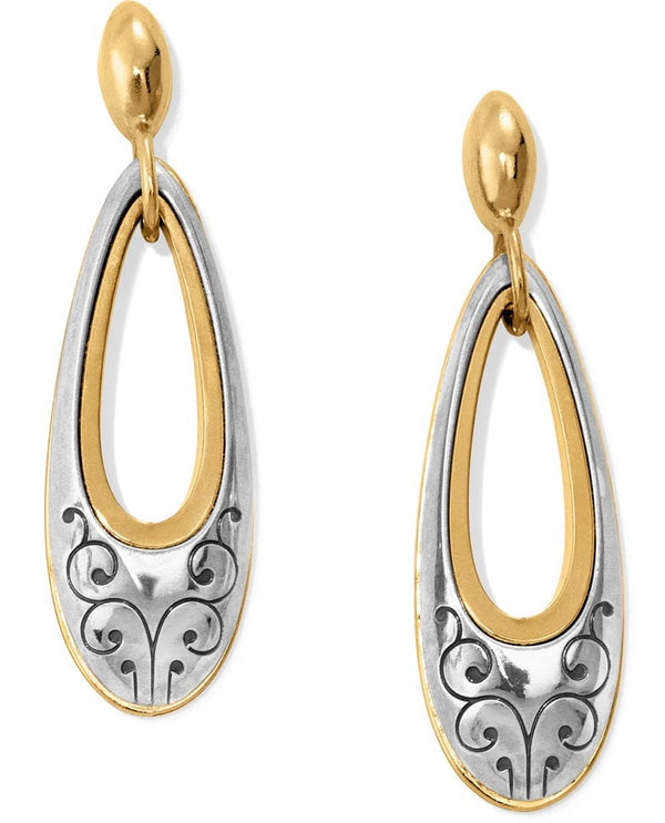 Brighton JA2822 Venezia Post Drop Earrings