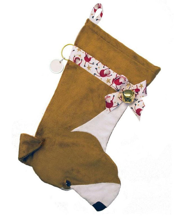 American Pitbull Terrier Christmas Stocking