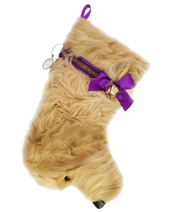 Doodle Dog Stocking Treat Holder