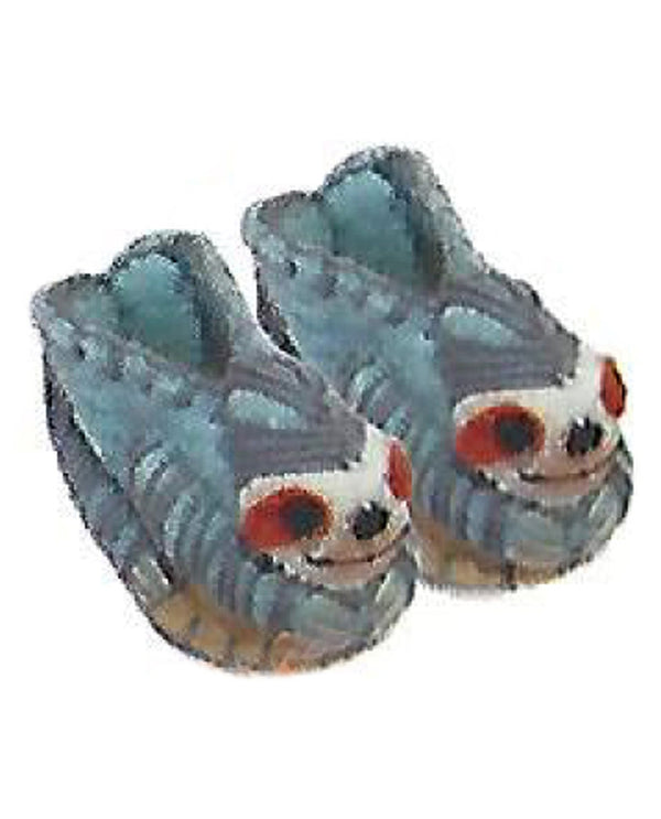 Silk Road Bazaar PN63 Baby Sloth Slippers handmade wool sloth slippers for babies
