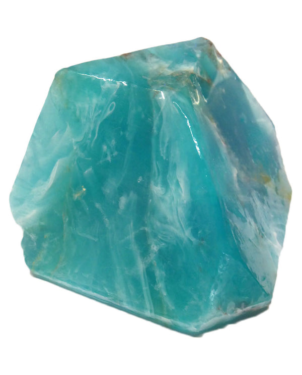 Soap Rocks Blue Agate Soap 6 oz hand made soap with an ocean fresh scent