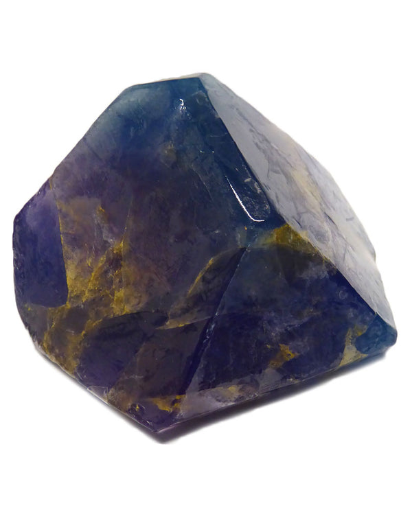Soap Rocks Fluorite Soap 6 oz hand crafted soap made to look like a precious stone