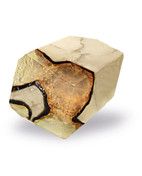 Soap Rocks Marble Soap 6 oz hand crafted bar of soap made to look like a precious stone