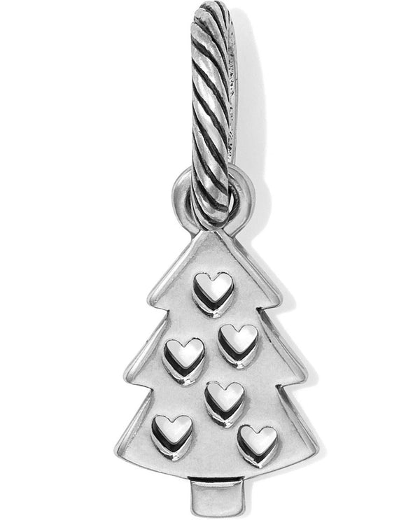Brighton JC3630 Christmas Tree Hearts Charm