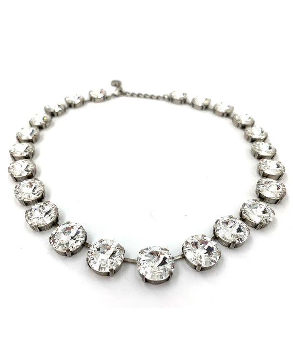 Rachel Marie Designs Jordan Necklace Clear