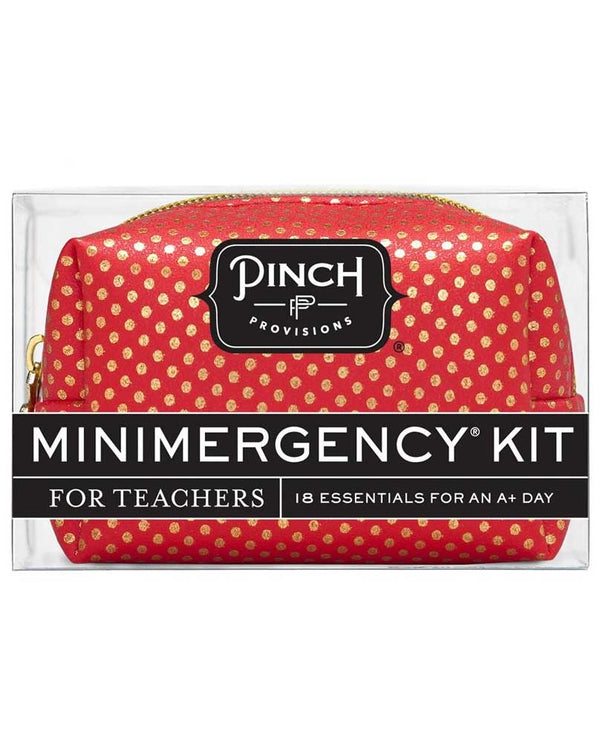Pinch Teacher Minimergency Kit