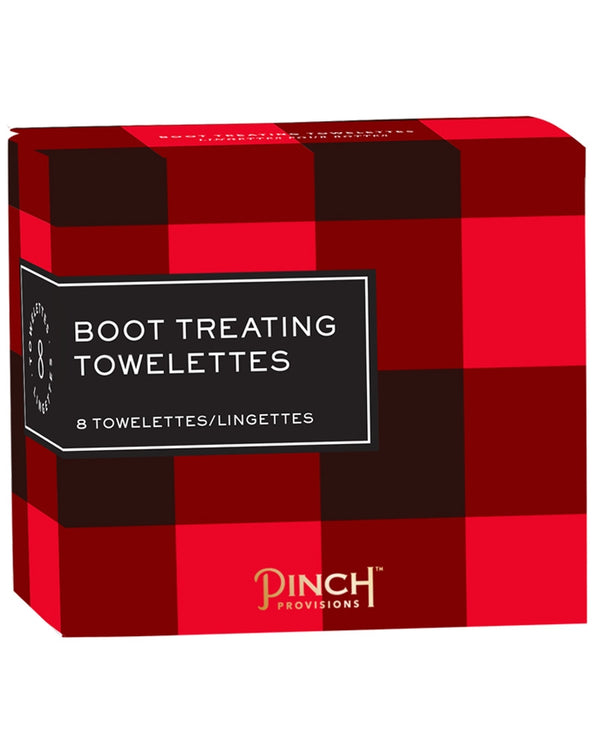 Pinch Boot Wipes