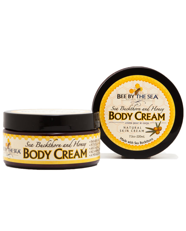 Bee By The Sea Sea Buchthorn & Honey Body Butter