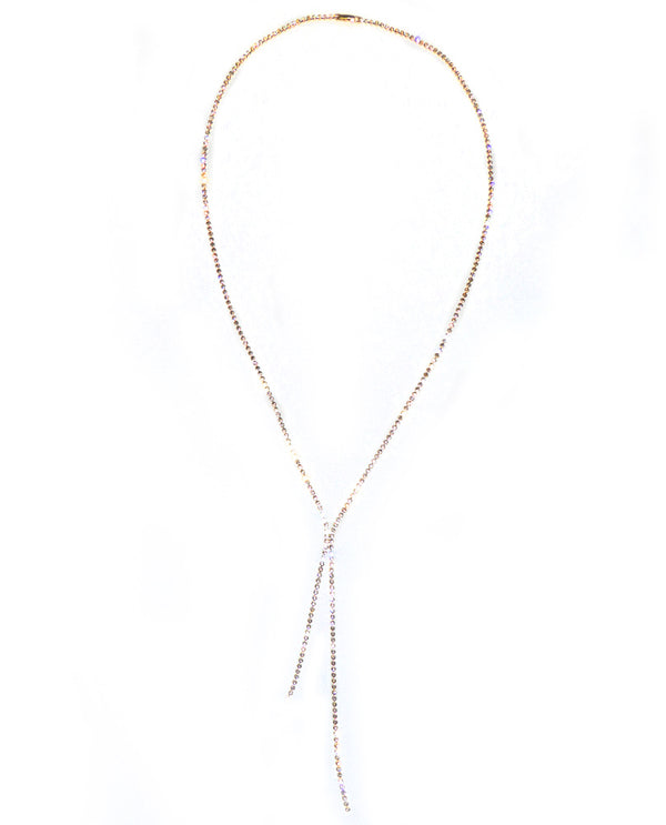 Christie Small V Necklace