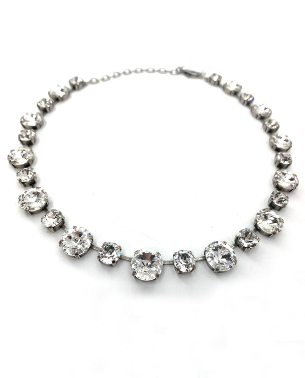 Rachel Marie Designs Penny Necklace Clear