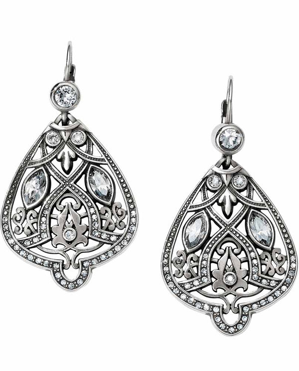 Brighton JA2921 Mamounia Leverback Earrings