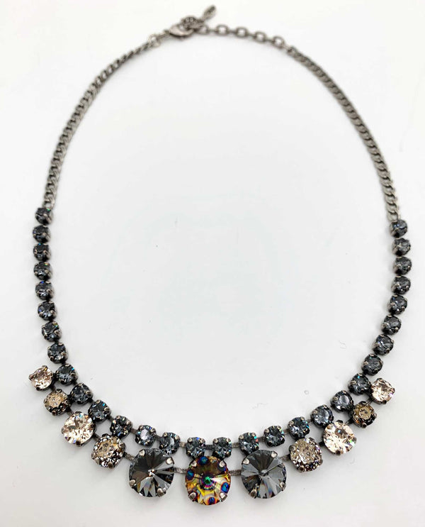 Bib Front Necklace By Rachel Marie Designs
