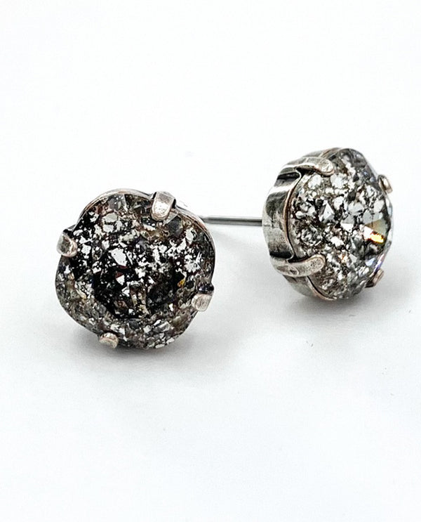 RACHEL MARIE DESIGNS Sadie Earring Black Patina