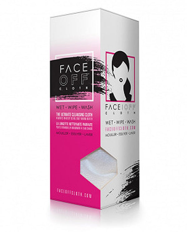 Face Off 2407 Makeup Removing Cloth