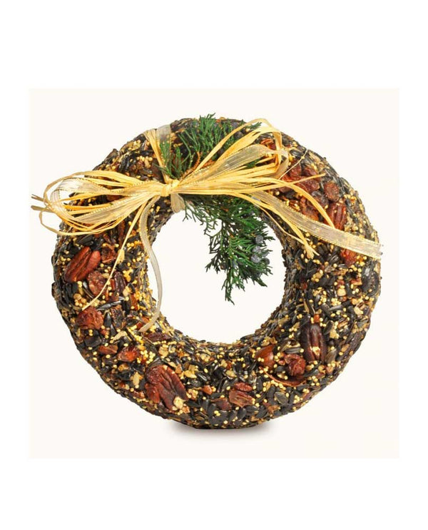 Mr. Bird 132 Classic Pecan Wreath