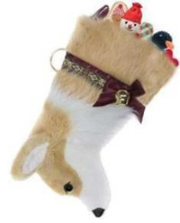 Hearth Hounds HH54 Corgi Stocking
