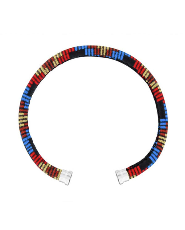 Brighton JF5543 Color Clique Leather Cord Africa click this into your Color Cord jewelry