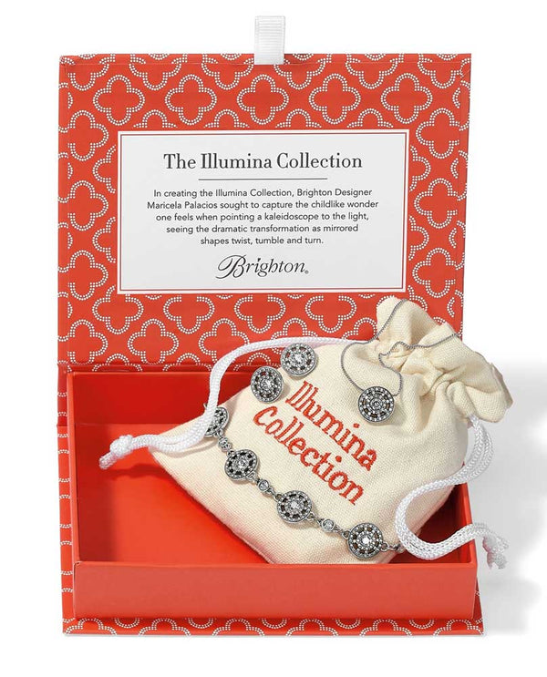 Brighton Let Your Light Shine - Illumina Petite Collection JD5301 sparkling Swarovski jewelry