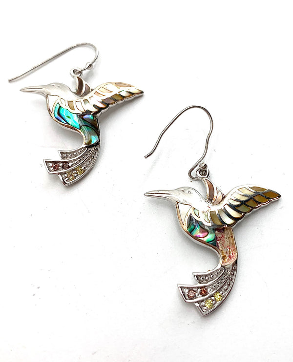 Mediterranean Artists NAZE3759 Sterling Silver Earrings