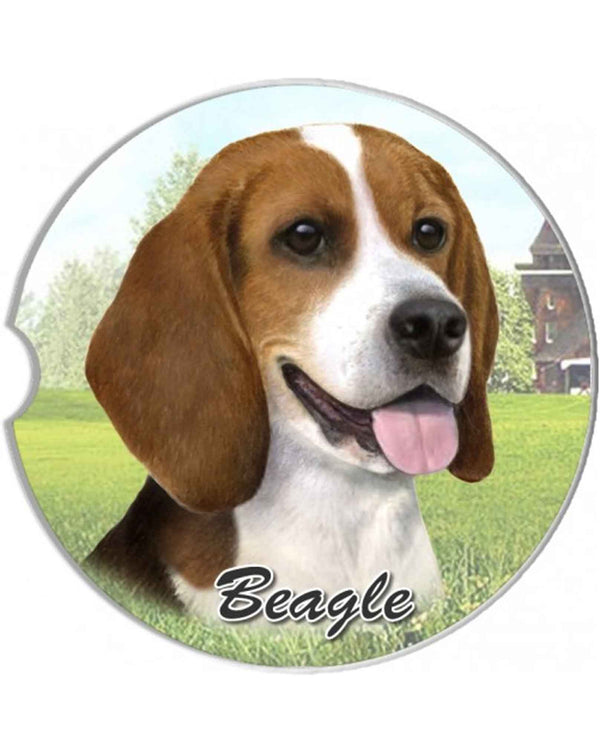 231-3 Beagle Car Coaster