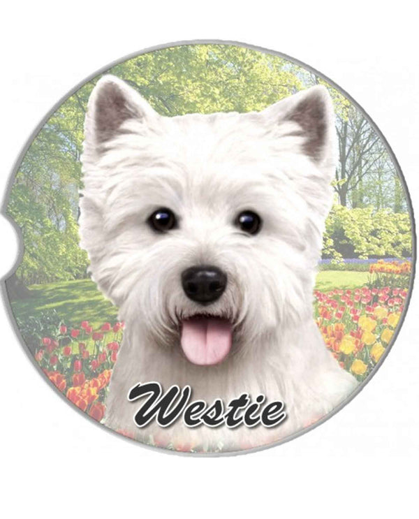 231-45 West High Terrier Car Coaster