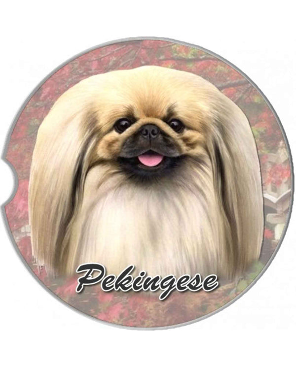 231-61 Pekingese Car Coaster