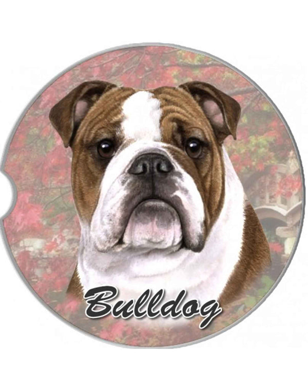 231-8 Bulldog Car Coaster
