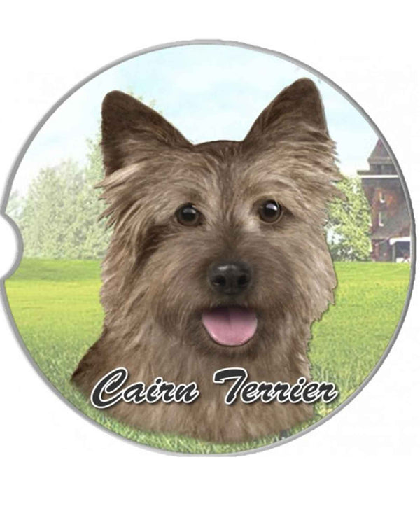 231-9 Cairn Terrier Car Coaster