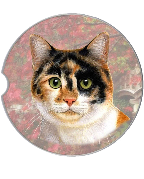 232-2 Calico Car Coaster