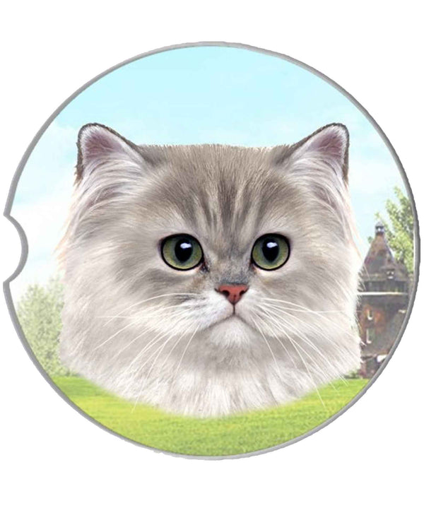 232-4 Persian Cat Car Coaster